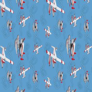 Float Planes - 90°