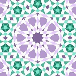 06524994 : UA5Vplus : mauve violet + jade green