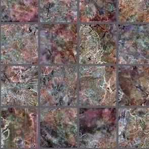 BMG Tiles - Rust Mix