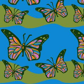 Beauty Flies