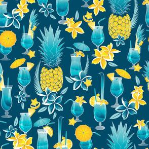Blue Hawaiian Sweetness