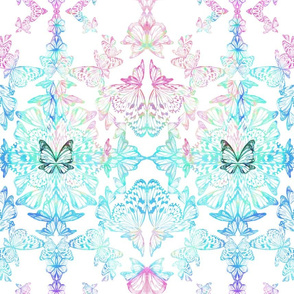 BUTTERFLY BAROQUE_RAINBOW