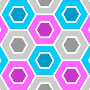 06532061 : holey hexagons : bohemian