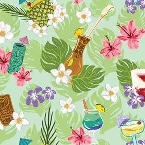 Hawaii Resort Cocktails