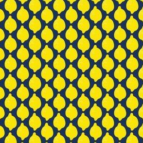 Lemons on Navy
