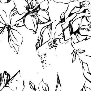 CAMP FLORAL_ INK