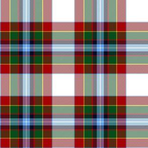 """Gillespie dress tartan - 9"""" modern colors"""