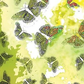 Butterfly Motif 13