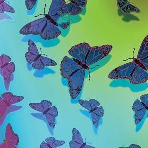 Butterfly Motif 17