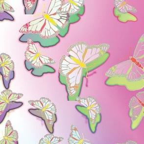 Butterfly Motif 20