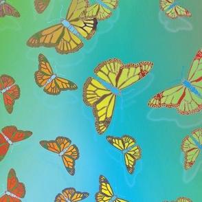 Butterfly Motif 22