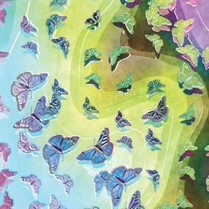 Butterfly Motif 30