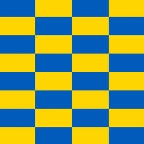 yellow hexagons in squares – small scale