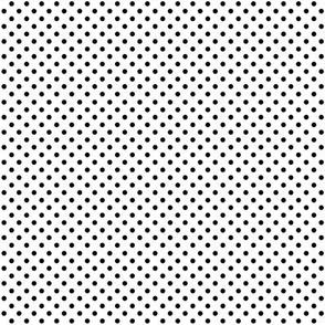 SouthWestern Small Dots B+W2