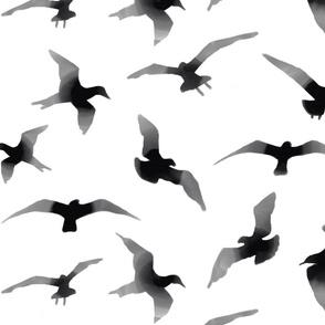 flyingbirdpattern