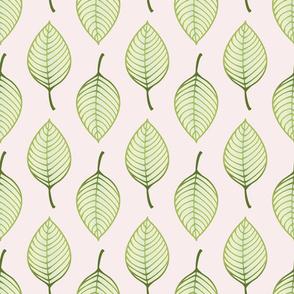 summer leaf small