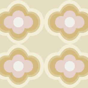 neutrale Dotterblumen