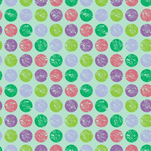 Coloured Dots 1