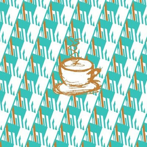 Bright Morning, Hot Coffee