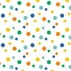 mini circus dots