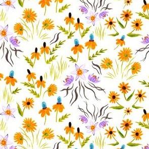 Plains Flowers Coordinate