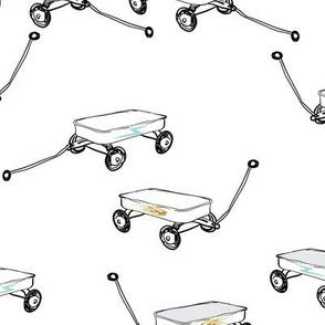 First Wheels (white)