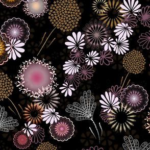 Hawaiian Fireworks - Flowers of the Sky