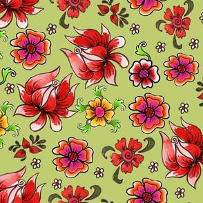 fleur_de_bohème__green
