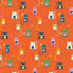 Garden Cats