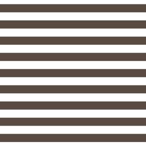Cabana Stripes - Adobe