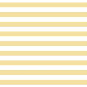 Cabana Stripe - Buttercup