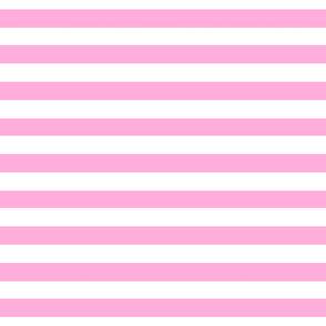 Cabana Stripes - Perfect Pink