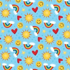 Sunshine and Happiness