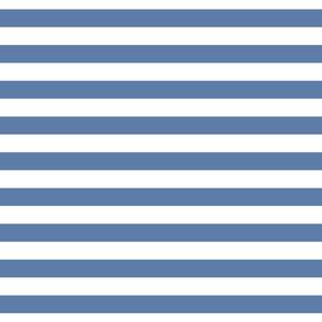 Cabana Stripes - Azure