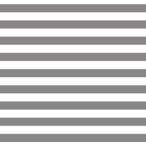 Cabana Stripes - Titanium