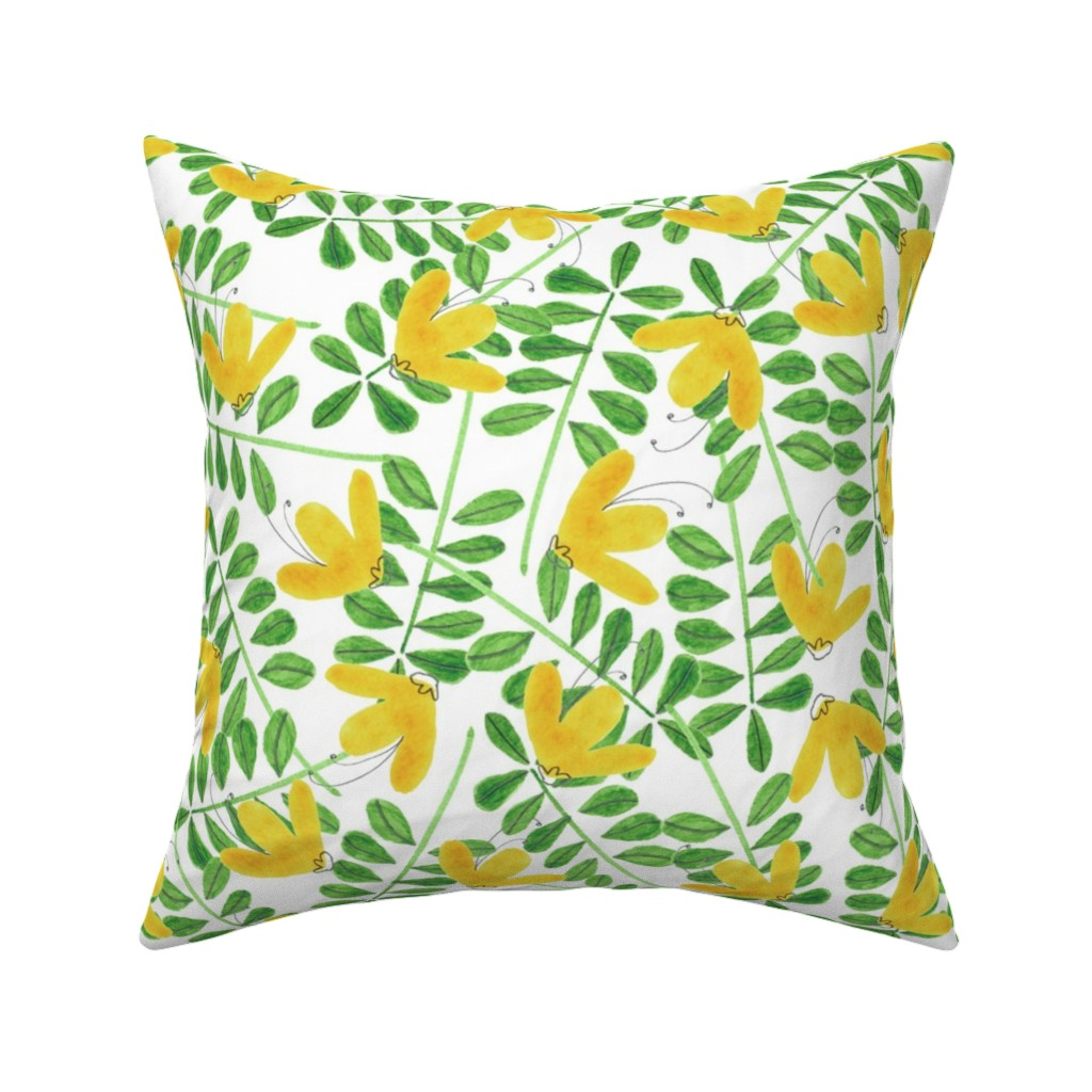 Catalan Throw Pillow featuring pattern #8 by irenesilvino