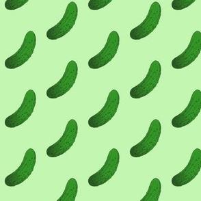 pickles light green