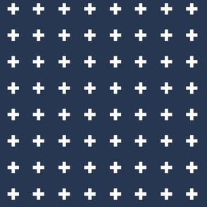 Swiss Crosses - Lagoon