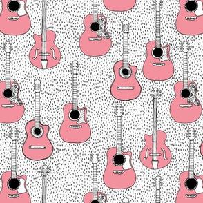 Music lovers guitar hero musical instruments pink girls