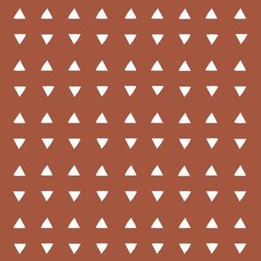 Tiny Triangles - Brick