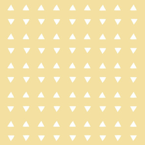 Tiny Triangles - Buttercup