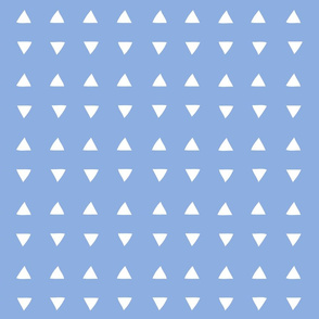 Tiny Triangles - Perfect Blue