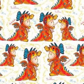 Costumized  baby dragons