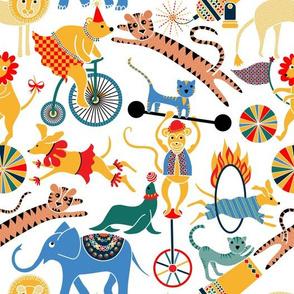 Circus Animals Aloose!