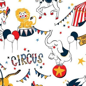 Retro Circus