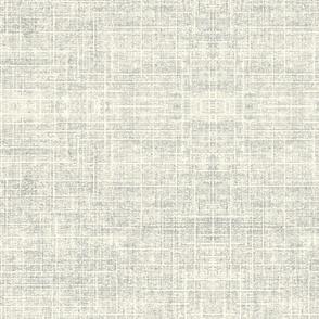 linen tweed - gray