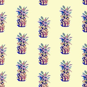 Pineapple Party in Yellow