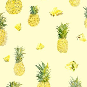Yay Pineapples!