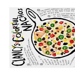 Clancys Colorful Nachos