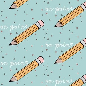 On Point Pencils School